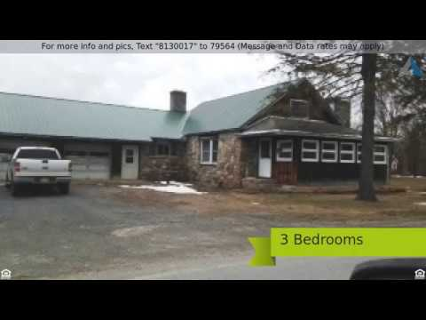 Priced At $99,000   1 Sheehan Rd. Extension, Granville, NY 12832
