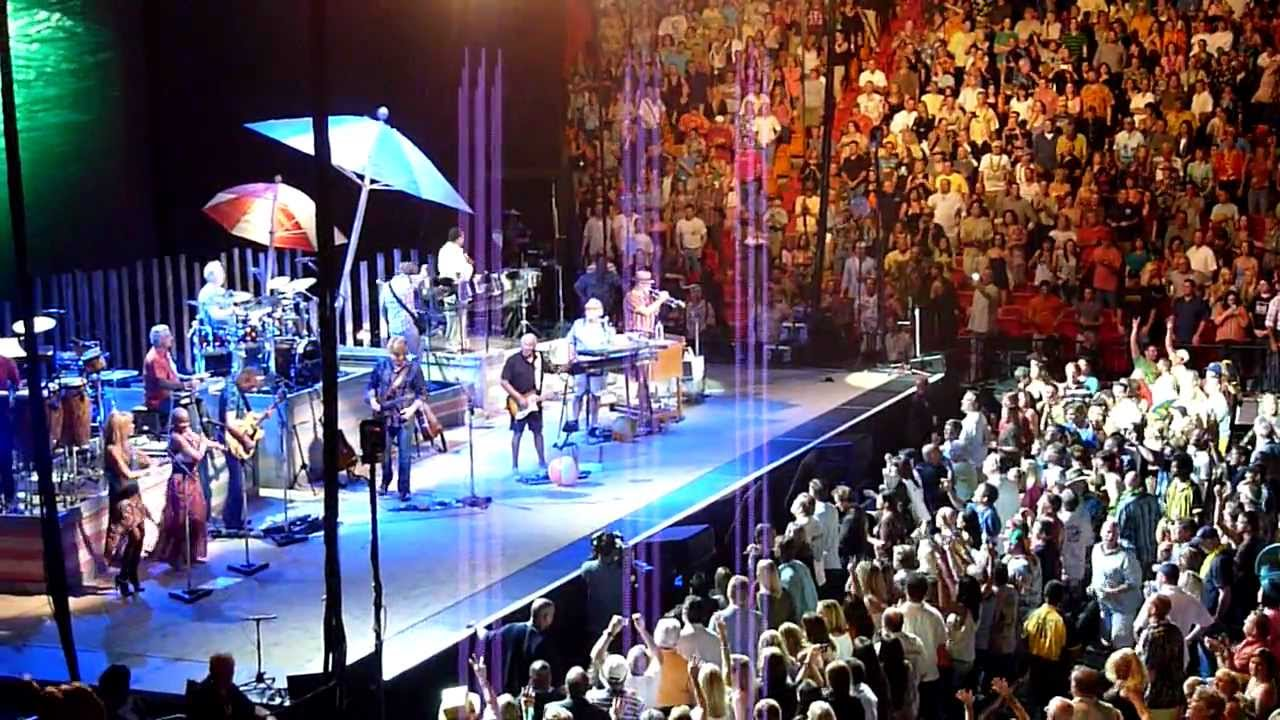 JIMMY BUFFETT LIVE AMERICAN AIRLINES ARENA MIAMI JANUARY ...
