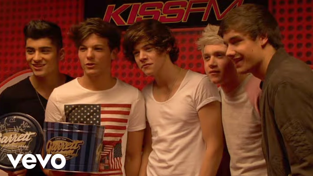 Download One Direction - One Direction in America, Ep. 1 (VEVO LIFT)