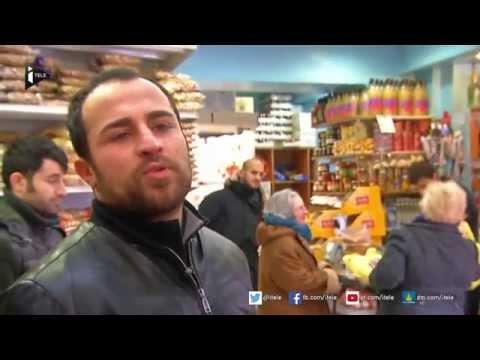 A Belleville, l'épicerie Sabbah réunit juifs et musulmans depuis 15 ans