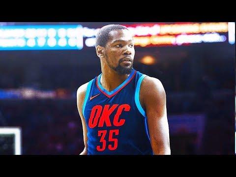 Kevin Durant Rejoins Oklahoma City Thunder
