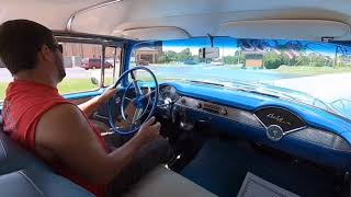 Test Drive 1955 Bel Air $29,900 Maple Motors