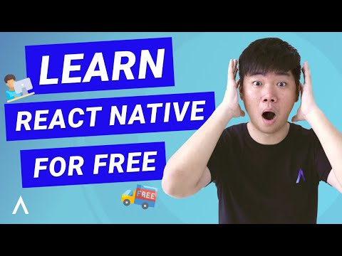 Learn React Native For FREE (Our Favourite Courses - 2020)