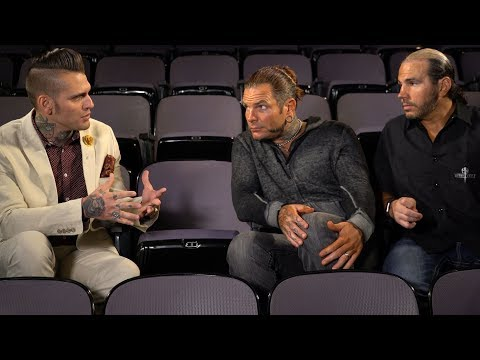 Matt and Jeff Hardy on their surprise return to WWE (WWE Network Exclusive)