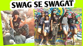 Swag Se Swagat |Best Dance choreography | Tiger Zinda Hai |Salman Khan| beauty n grace dance academy