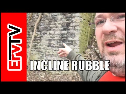 ABANDONED Price Hill Incline Rubble | Explore Cincinnati History