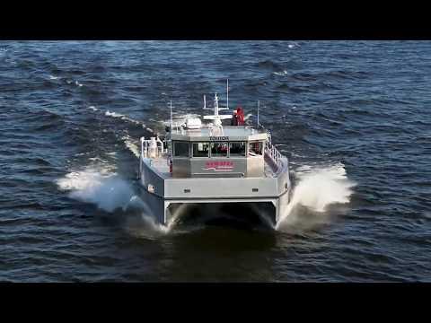 Kewatec Work 1300 - Fishfarm vessel