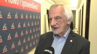 Ryszard Terlecki: Wolność dziennikarzy to fenomen polskiego sejmu