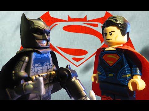 Lego Batman V Superman: Dawn of Justice Showcase