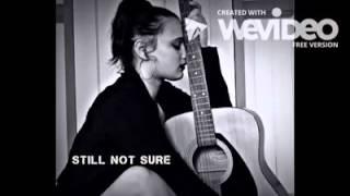 Never Feeling Alone (original song)