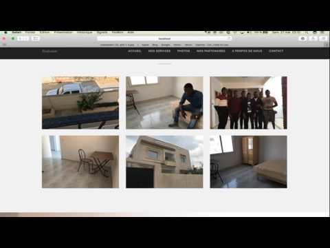 RealEstate : Agence immobilière pour étudiants étrangers  (en partenariat avec Campus Tunisie)