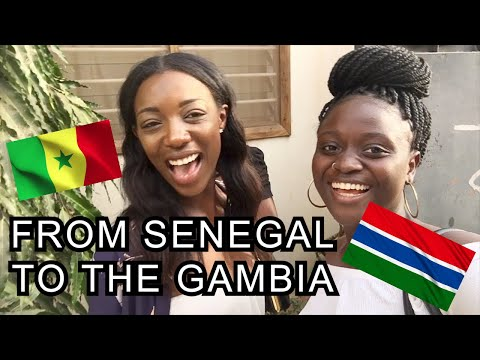 HOLIDAY SZN | Gambia Vlog 1