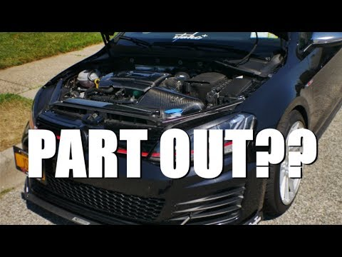 347550fd4c I took my blow off valve off the MK7 GTI - YouTube