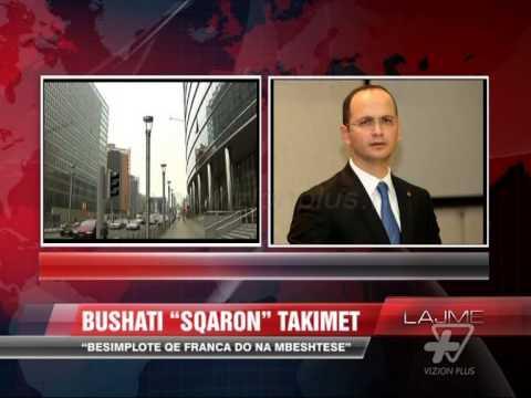 Ditmir Bushati: Besimplotë që Franca do na mbështesë - News, Lajme - Vizion Plus
