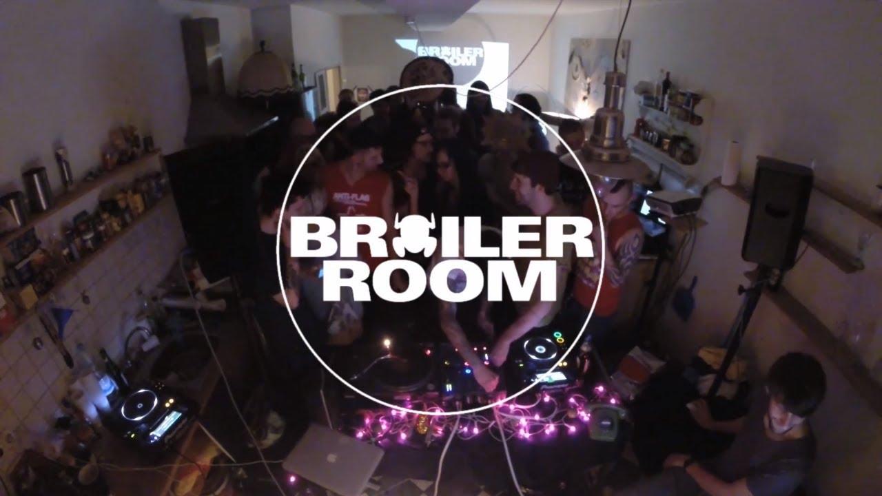 Download BROILER ROOM meets SVEN TASNADI at KITCHEN112