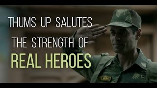 A Tribute to the Real Heroes of India