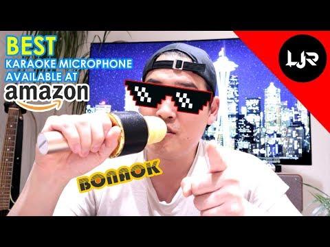 Bonaok Bluetooth Karaoke Microphone (Ver. 2019) - Unboxing & Review