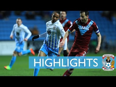 Highlights | Coventry 2-1 Port Vale