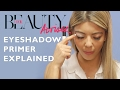 How To Apply Eyeshadow Primer | Tutorial | Look Magazine