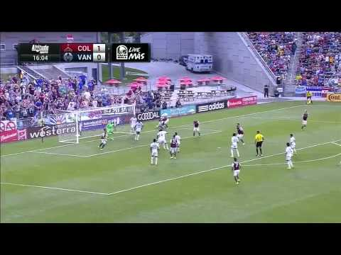 HIGHLIGHTS: Colorado Rapids vs. Vancouver Whitecaps