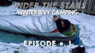 NO TENT WINTER CAMṖING CHALLENGE