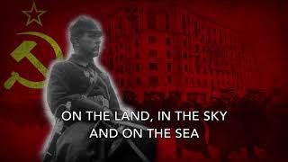 If Tomorrow Brings War - Soviet Pre-WW2 Song (Stalin Version)
