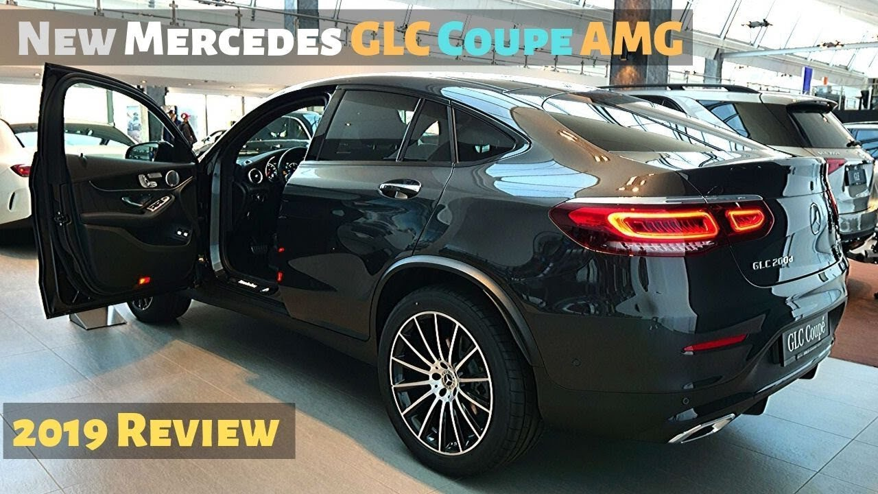 New Mercedes Glc Coupe Amg 2019 Review Interior Exterior Youtube