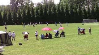 DUSC U15W v. Loudoun Soccer '00B Red (VA) @ Potomac Memorial Soccer Tournament 5.29.16