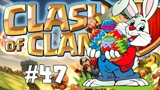 MAX LOOT ZU OSTERN ★ CLASH OF CLANS #47 ★ CoC German/Deutsch | Matze