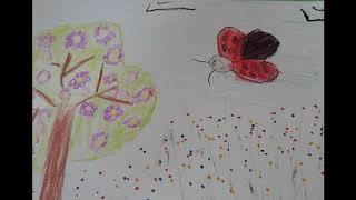 The journey of little ladybird - Alytus Kindergarten