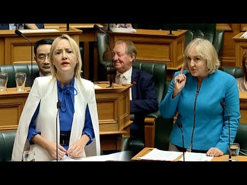 Nikki Kaye, Amy Adams chastise Jacinda Ardern for scrapping National's pay equity bill