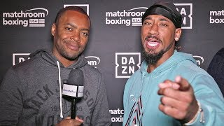 Boo Boo Andrade: IT'S TIME Canelo, GGG, Charlo & Saunders DESERVES ASS WHOOPING!