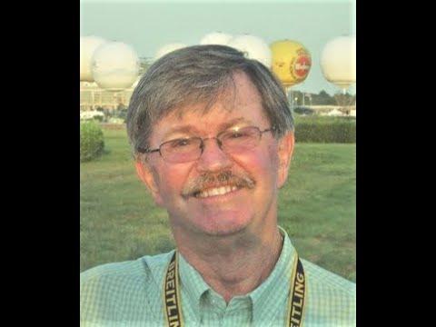 Mark Sullivan 2021 U.S. Ballooning Hall of Fame Induction