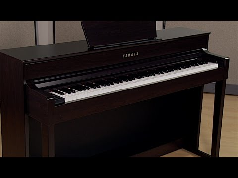 yamaha clavinova clp 535 video owner 39 s manual youtube. Black Bedroom Furniture Sets. Home Design Ideas