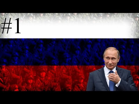 Hearts Of Iron IV Rusija ► MILLENNIUM DAWN MOD #1