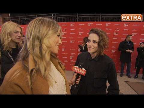 Kristen Stewart Talks About Her Indie Film 'Certain Women' at Sundance