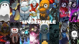 Undertale AU and any character aloud Rp