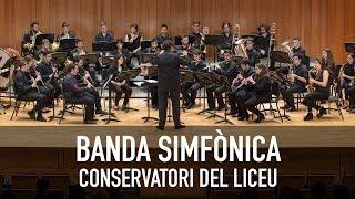 Banda Simfònica del Conservatori del Liceu - Variacions sobre un tema de R.Schumann (R. Jager)