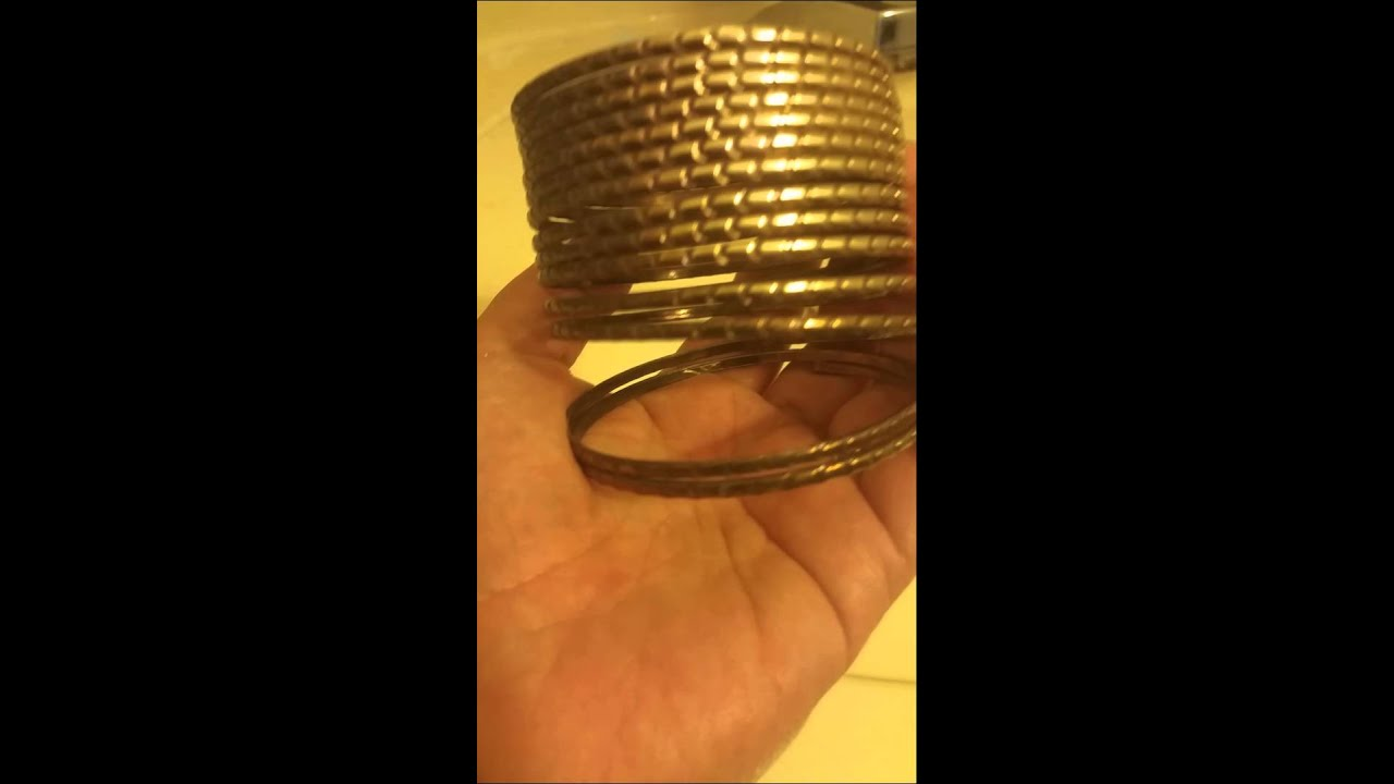 How to clean costume jewelry - YouTube