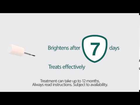Nailner Pen 2 IN 1 and Nailner Brush 2 IN 1 Nail Fungus treatment TV commercial UK_2016