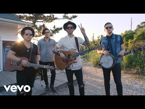 American Authors - Vevo GO Shows: Go Big Or Go Home (Presented by Sperry)