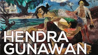 Hendra Gunawan: A collection of 100 paintings (HD)