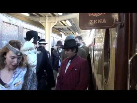 Orient-Express 9 December 2011-The Movie