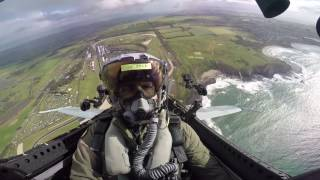 RAAF F/A-18A Hornet Moto GP Saturday Display Phillip Island 2016
