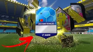 HOW TO GET LUCKIEST PLAYERS IN A PACK!! 😱😂 (Fifa 17 Pack Opening)