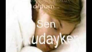 zeki erdem-sen uykudayken