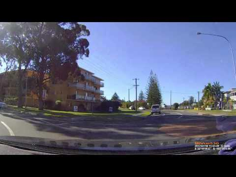 Forster NSW To Tuncurry NSW, Australia And Back