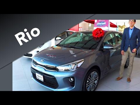 Kia Rio EX Pack 2018 a Prueba M s y mejor