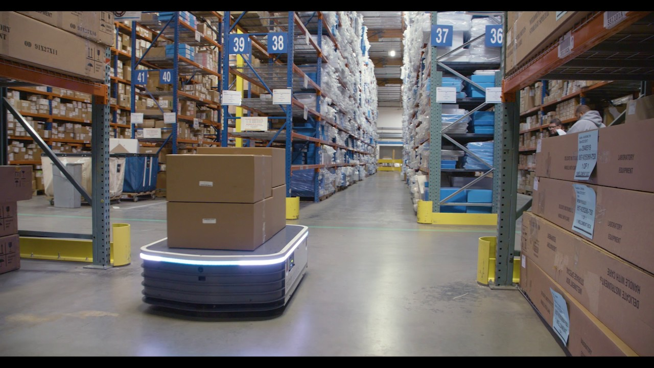 Fetch Robotics Introduces Burly New Freight Robots IEEE