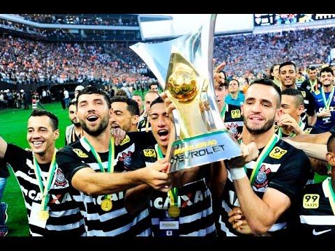 Corinthians 6 x 1 São Paulo - Brasileirão  - 2211 - Narração Nilson César